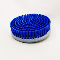 Cleaning Brush Sikat Interior Carpet & Upholstery - 5 inch Velcro