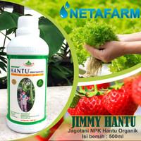 Pupuk Organik Cair - NPK Jimmy Hantu ( masa pembuahan ) 500 ml