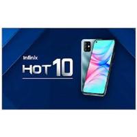 Infinix Hot 10 4/128 GB RAM 4GB Internal 128GB GARANSI RESMI INFINIX