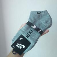 Kaos Kaki Nike Kualitas Premium Pendek Mata Kaki Olahraga Pria Wanita