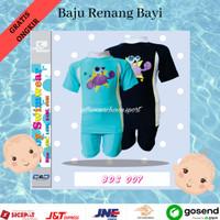 Baju Renang Bayi 2pcs set Lengan Pendek/ Diving Baby Swimsuit BDS-007
