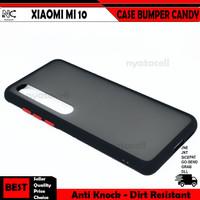 Xiaomi Mi 10 - Mi 10 Pro - Mi Note 10 Case Matte Bumper Candy Hybrid