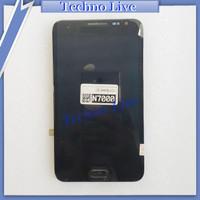 LCD SAMSUNG GALAXY NOTE N7000 / LCD SAMSUNG N7000 FULLSET FRAME ORI