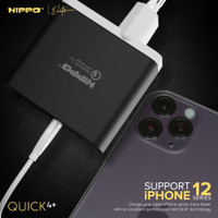 Hippo Elite Quick4+ Adapter Charger 27 W