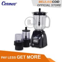 Cosmos Blender Kaca CB 282 G / CB 282G [2L] - Hitam