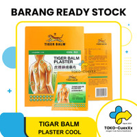 tiger balm plaster warm cool 1 pack isi 2 plaster