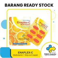 Enaplex-C Vitamin C dan B complex