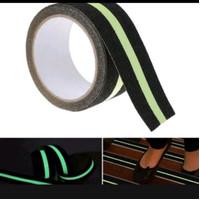 Glow in the dark stiker fosfor Anti slip tangga,lantai , kamar mandi
