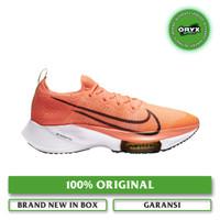 Nike Air Zoom Tempo Next% Bright Mango Black Citron Pulse