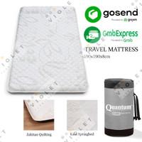 Kasur Busa Travel Lipat Matras Bed Guest Latex Murah
