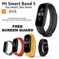 XIAOMI MI BAND 5 - Original SmartBand Miband 5 - Not Smart Band 4