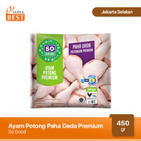 Ayam Potong Paha Dada Premium So Good 450 gr