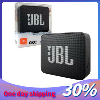 JBL GO2 Wireless Bluetooth Speaker Subwoofer Small Audio Portable Outd - Hitam