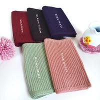 Ciput Bandana Rajut Premium Inner Hijab soft series Chinguya Story - taro