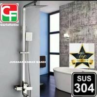 Shower set | Shower Mandi | Shower Column stainless sus 304