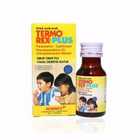TERMOREX PLUS SYRUP 30 ml (KUNING)
