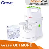 Cosmos Stand Mixer CM 1589 / Mixer CM1589 - Putih