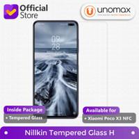 Tempered Glass Xiaomi Poco X3 NFC Nillkin Anti Explosion H
