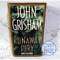 Novel The Runaway Jury (Juri Pilihan) - John Grisham