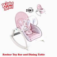 Right Start bouncer 2in1 Portable Rocker/ baby bouncer