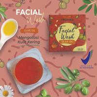 Naminara K-Beauty Facial Soap Bar 50gr Olive Oil Mengatasi KulitKering