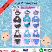 Baju Renang Bikini Bayi Perempuan / Baby Swimsuit 1-3 tahun BSP-006