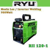 Mesin Las Listrik / Trafo Las / Inverter IGBT 900Watt RYU RII 120-1
