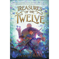 Treasures of the Twelve by Cindy Lin