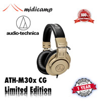 Audio Technica ATH-M30x On Ear Profesional Monitor Headphone