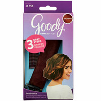 Goody simple styles 07752 faux bob 12ct