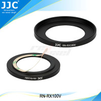 JJC RN-RX100V ~ Filter Adapter & Lens Cap Kit for Sony RX100 Series