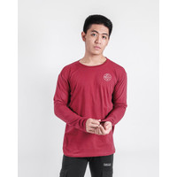 Original Performance Longsleeve Maroon