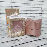 Rubik 2x2 YongJun Square Circle Stickerless - 2x2x2 Yong Jun YJ8385