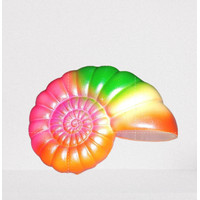 SQUISHY JUMBO RAINBOW Shell / KEONG PELANGI + Packaging