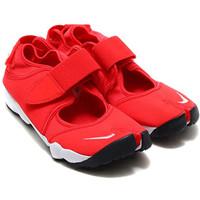 Sepatu nike Air Rift Women Red Guarantee store - 37, Merah