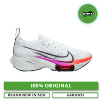 Nike Air Zoom Tempo Next% White/Black/Hyper Violet/Flash Crimson Found