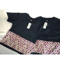 Baju Kaos Anak Bayi Laki Laki Perempuan 1 2 tahun S Batik