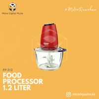 Cosmos FP 313 – Food Processor with Turbo Knob 1.2 Liter