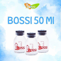 Bossi Botol Kaca ASI 50 ml NEW