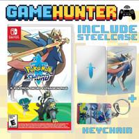 Nintendo Switch Pokemon Sword + Pokemon Sword Expansion Pass
