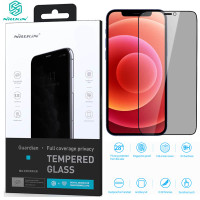 Nillkin Guardian Privacy Glass iPhone 12 - 12 Pro 6.1 - Tempered Spy