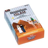 Mainan Edukasi Anak Konsep Flash Card Kartu Pengetahuan Islam