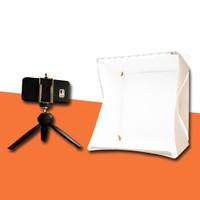 Paket Foto Produk Mini Tripod // Set Smartphone Product Photography