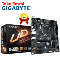 Gigabyte Motherboard Micro ATX Socket LGA1200 4 x DDR4 ( B460M DS3H )