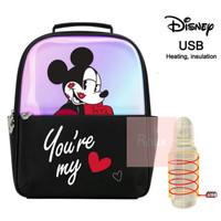 Diaper Bag Tas Bayi Tas Susu Tas Asi Ransel Original Disney