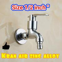 keran stop kran air wastafel bak mandi tempat cuci piring 1/2 inch