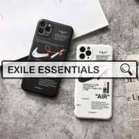 OFF-WHITE Nike Air Jordan Iphone Case 2 - X XR XS 11 Pro Max 7 8 Plus