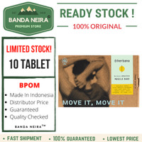 Herbana Muscle Ease 10 Tablet