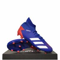 Sepatu Bola Adidas Predator 20.3 FG EG0964 Blue ORIGINAL BNIB