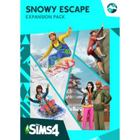 [WINDOWS] - Original The Sims 4 Deluxe + Add On ( EP + GP + SP )